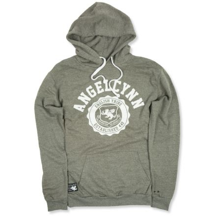 Senlak Angelcynn Hood - Heather Grey
